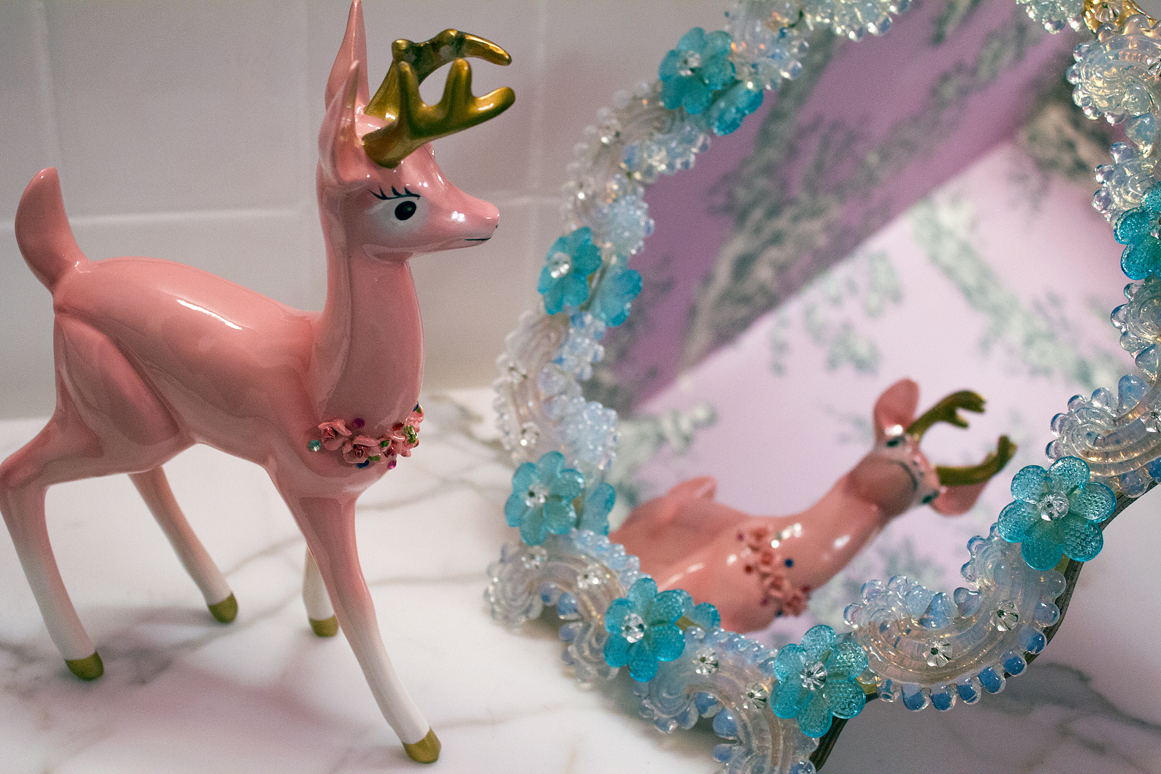 """""""Ring-a-bling, hear them ring, Soon it will be Christmas day."""" Yes, there's a slight lyric change, because """"bling"""" is way better than """"ling."""""""