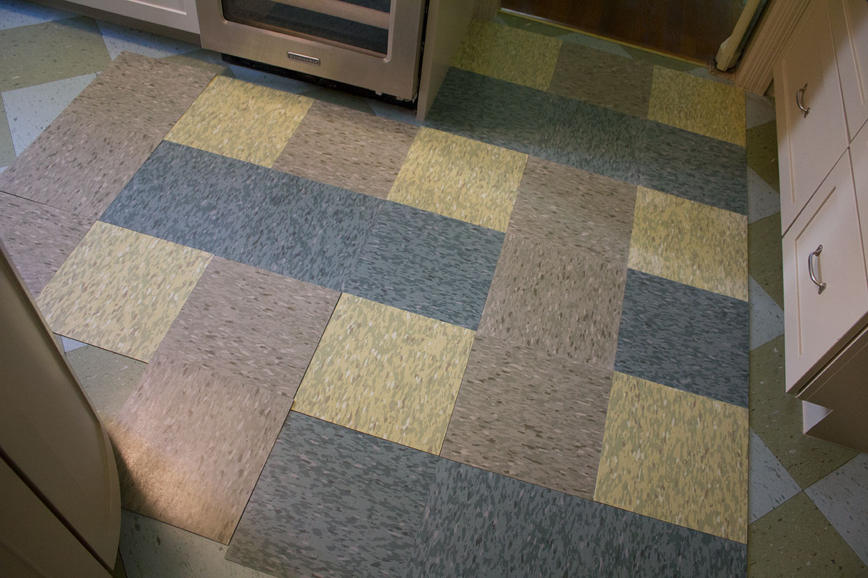 (above) This pattern was rejected because it was just too dang bold and would overpower my kitchen.