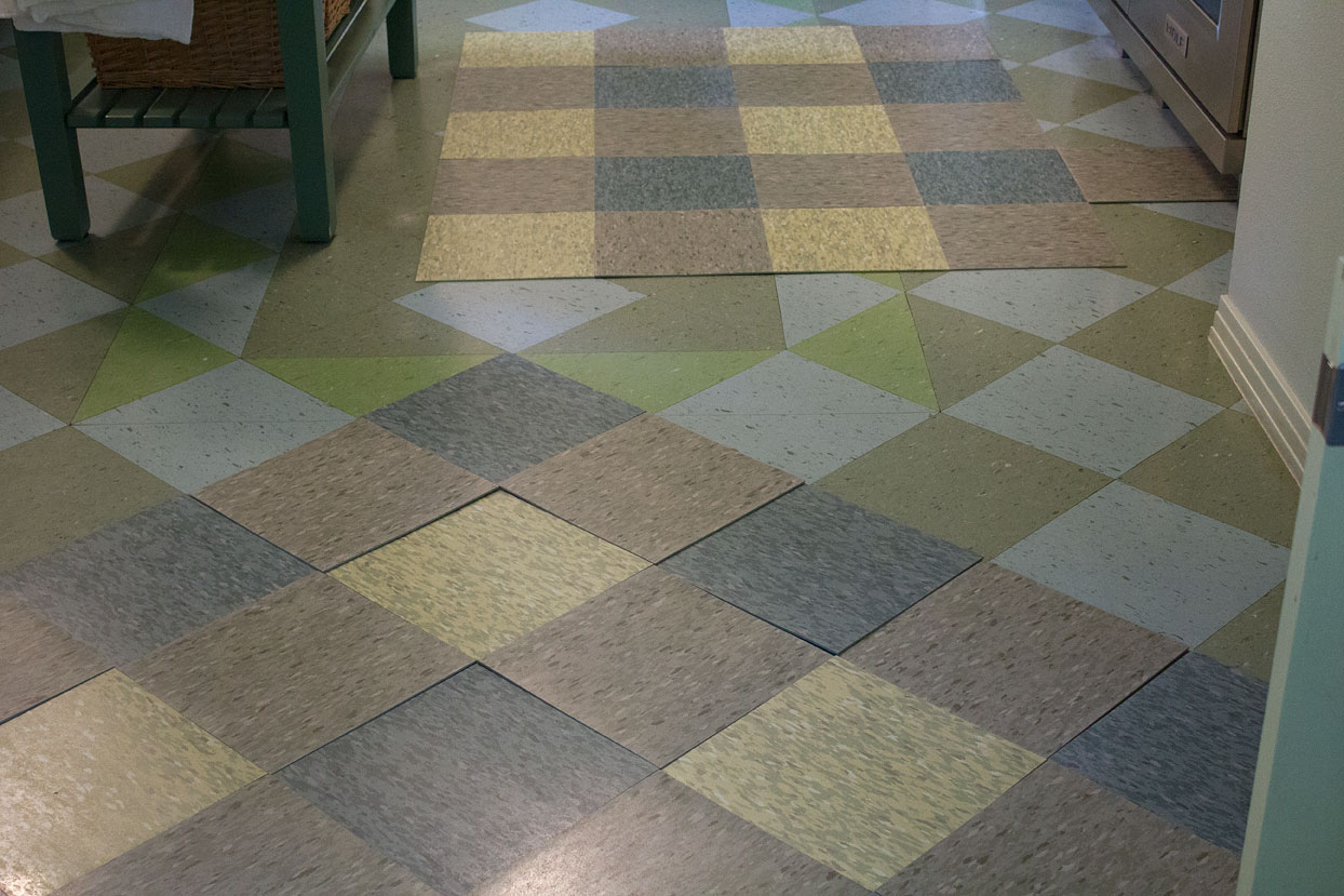 Kitchen Floor Tile Pattern Smallrooms